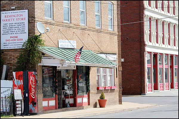Town of Remington, VA