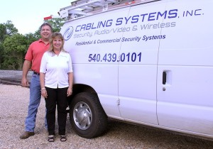 Cabling Systems Van
