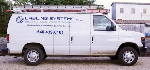 cabling systems truck