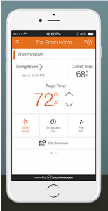 Cabling Systems Smart Thermostat